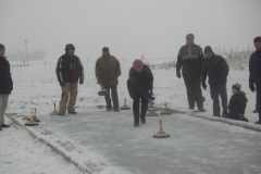 Eisstockschiessen 2010