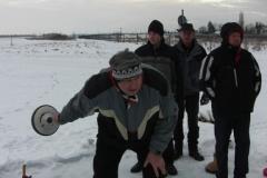 Eisstockschiessen 2011