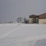 Der Seidelhof im Winter