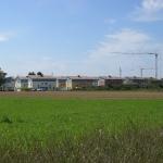 Blick vom Feld
