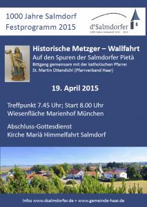 Metzgerwallfahrt