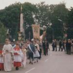 B193-Fronleichnamszug auf Joh.-Karg-Str. 1990