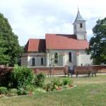"""Die Kirche """"Mariä-Himmelfahrt"""" zu SalmdorfDie Kirche """"Mariä-Himmelfahrt"""" zu Salmdorf"""