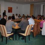 Foto von der Mitgliederversammlung 2011