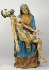 Die Pietà von Salmdorf